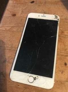 Looking broken iPhone 6/6plus 6s/6splus 7/7plus