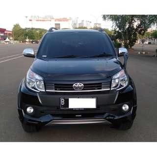 Toyota Rush 1.5 S TRD Manual 2017