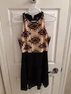 Sequence dress