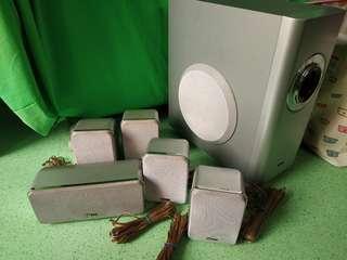 LG Home Theater Speaker System