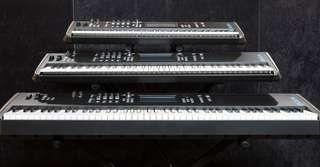 Synth keyboards for rent. KORG TRITON'-KORG KROME-KORG M50'