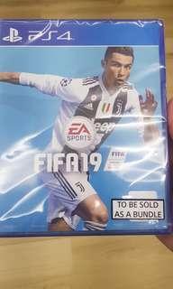 Brand new FIFA 19