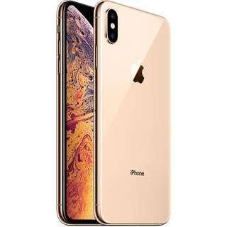 IPhone XS MAX 256GB Gold