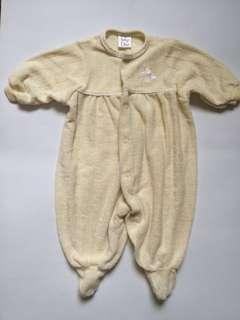 Branded Frogsuit / Footsies / Overall sleepwear (0-3 mos)
