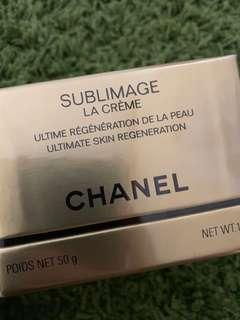 CHANEL SUBLIMAGE LA CREME 50G 面霜