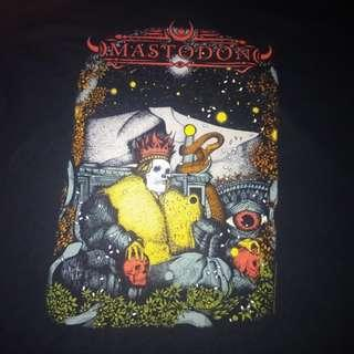 NEW Mastodon shirt