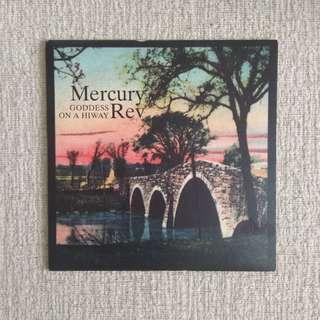 "7"":  Mercury Rev ‎– Goddess On A Hiway  Single Vinyl Record"