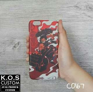 Custom Case 3D One Piece Anime Hardcase