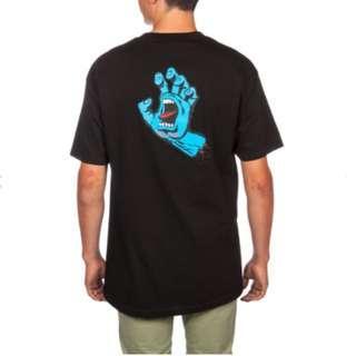 Santa Cruz Screaming Hand T-Shirt(ORIGINAL)
