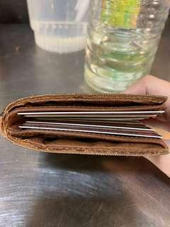 Used authentic Lv wallet men