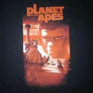 NEW Planets of The Apes shirt