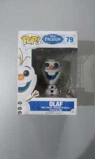 Olaf Funko Pop