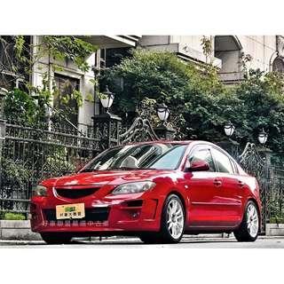 2005年 MAZDA3 1.6 全車系3500元交車,外縣市可配合當日過戶交車