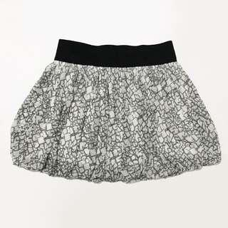 FOREVER21 Bubble Skirt