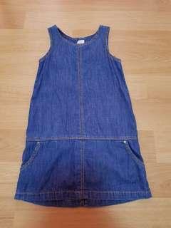 Gap Kids Denim Girls' Dress