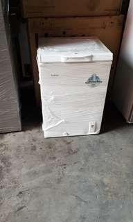 FACTORY UNIT: Haier Freezer 100 litre