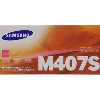 Samsung M407S CLP-32x/CLX-318x Series Magenta Toner