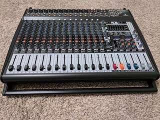 behringer pmp 6000 audio mixer