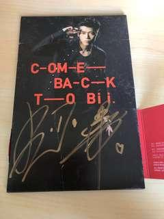 🚚 Come Back to Bii Autographed Album