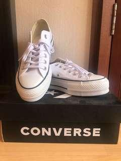 Converse Taylor All Star Platform Ox Sneakers