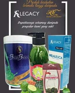AS LEGACY PRODUCTS