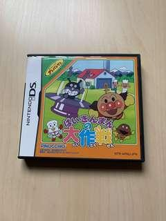 NDS Game-麵包超人