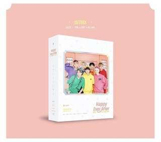 BTS- 4th MUSTER (Happy Ever Afer) Blu-Ray