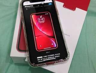 iPhone XR 64G(紅)❤️❤️❤️