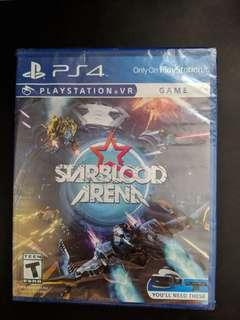 PS4 PlayStation VR Game Starblood Arena (New)