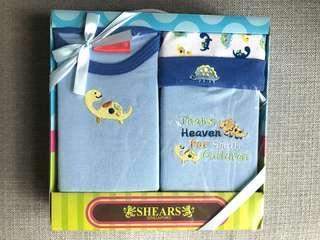 Baby Boy Gift Set Clothes Hamper