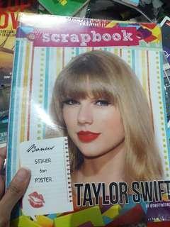 #bersihbersih TAYLOR SWIFT scrapbook