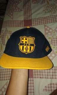 Snapback Barcelona