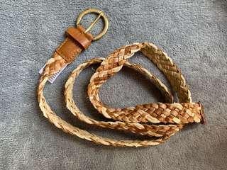 Forever New Woven Belt