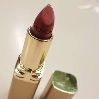L'oreal Colour Riche Lipstick in Blushing Berry