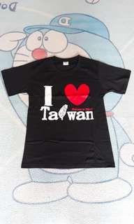 Baju i love taiwan