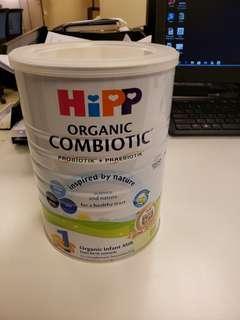 Hipp喜寶1號奶粉