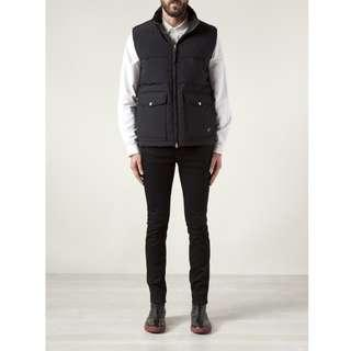 STUSSY Brass Puffa vest