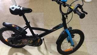 Bicycle for kids in new condition, rarely used