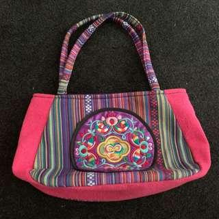 Tribal Chinese Design Small Bag