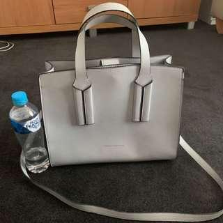 French Connection Work Bag With Strap