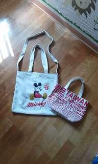 🚚 購物袋*2 合售