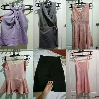 obral baju dress bangkok murahh