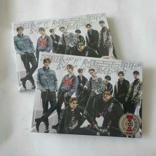 [READYSTOCK-SEALED] EXO - DON'T MESS UP MY TEMPO [Vivace Ver.]