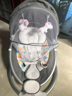 Baby Swing Electronic/kUb baby swing electronic