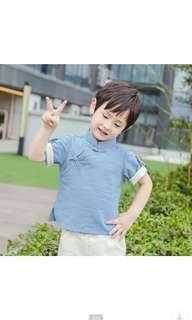 Boy CNY 2 pcs set size 100-160