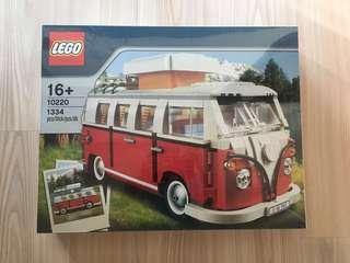 Lego 10220 VW 露營車