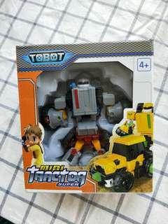 🚚 【全新】變形機器人