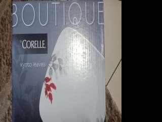 Correlle Square 16pcs Kyoto Leaves
