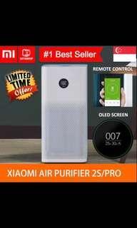 Xiaomi Smart Air Purifier 2s