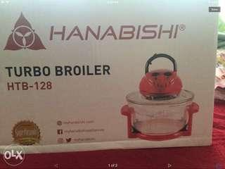 hanabishi turbo broiler